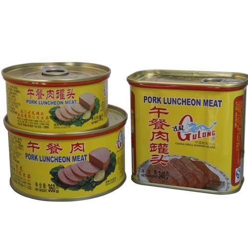 午餐肉系列