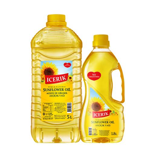 【新品上市】土耳其艾斯瑞葵花籽油
